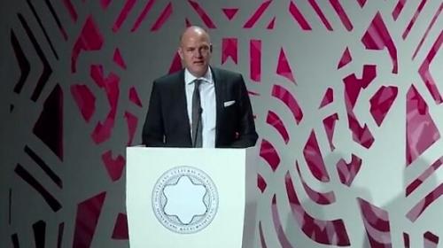 第二十五屆萬寶龍國際藝術贊助大獎頒獎典禮