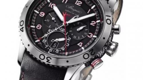 BREGUET宝玑Type XXII系列3880 ST计时腕表