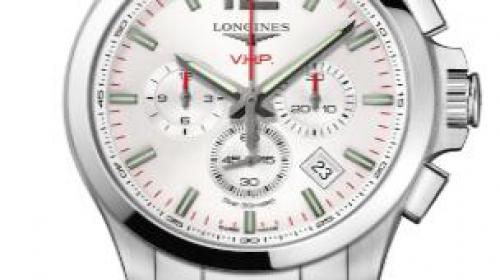 LONGINES浪琴康卡斯系列V.H.P.腕表