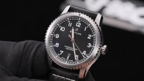 Breitling百年靈航空計時8自動機械腕表