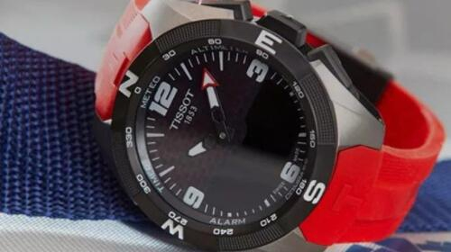 Tissot天梭騰智系列雅加達亞運會特別款腕表