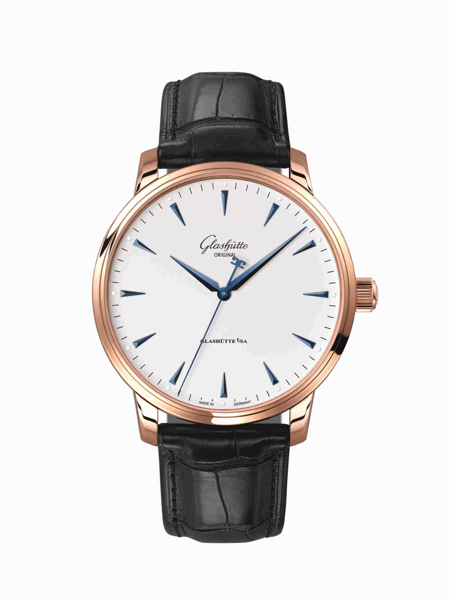 来自德国的原创腕表:为中国鉴赏家定制的议员卓越系列新款腕表