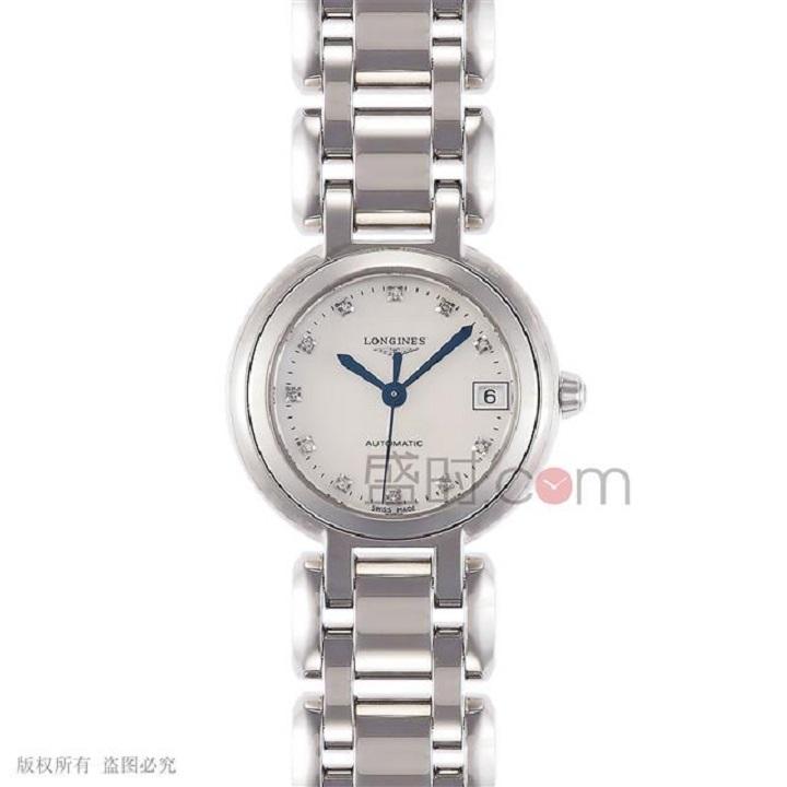 春游踏青,你还缺一枚浪琴心月系列腕表,让你握住时间!