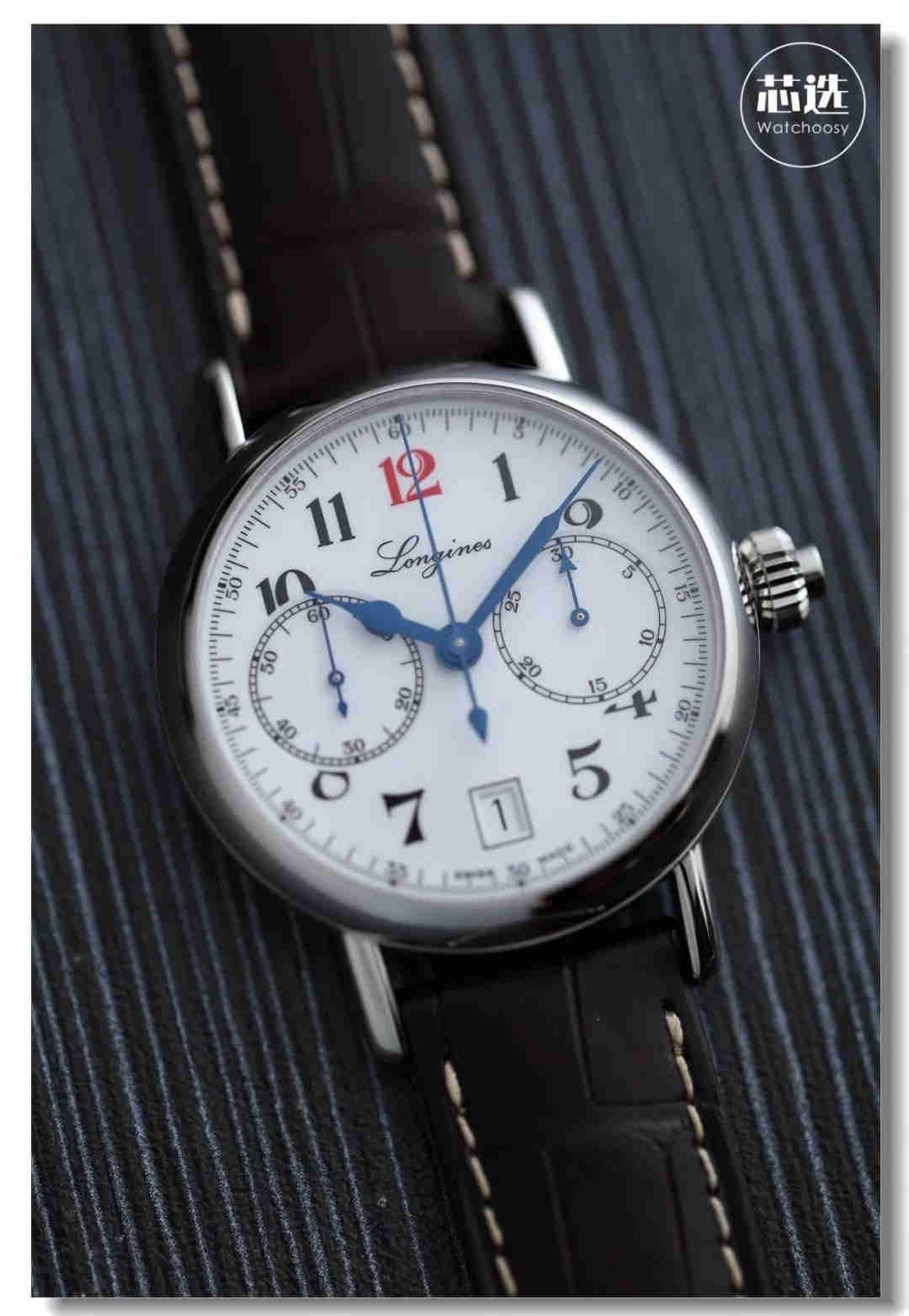 浪琴第一款计时手表复活