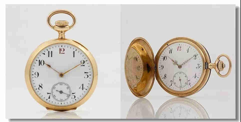 浪琴第一款計時手表復活