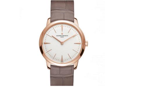 江诗丹顿新款腕表