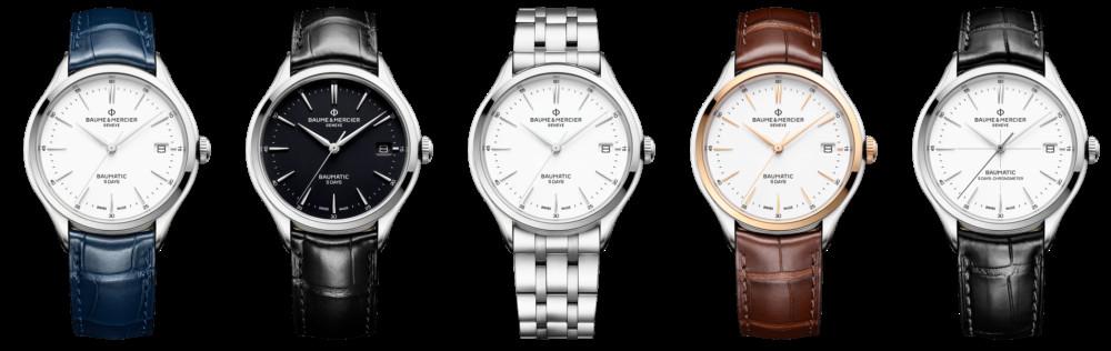 名士表邀您一同探索Baumatic腕表,畅享夏日灵感特饮