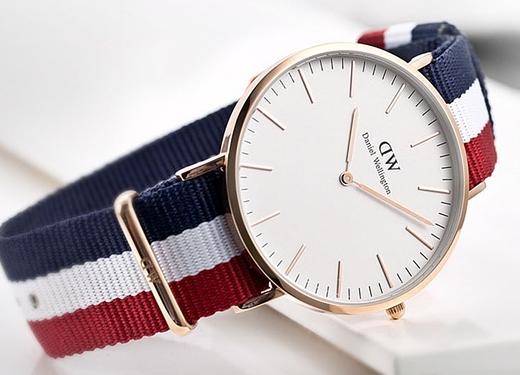 你知道如何辨别dw手表的真假吗?手表的细节在哪里吗?