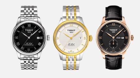 知道天梭的手表系列吗?哪个系列手表合适您佩戴呢