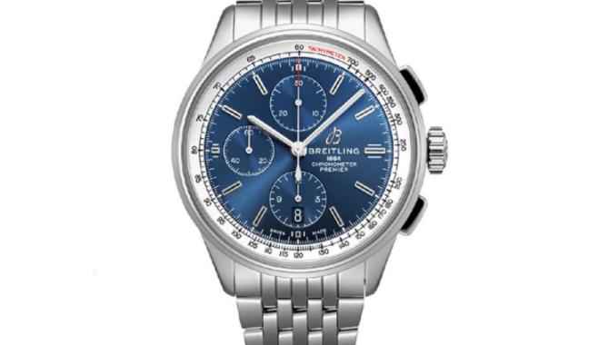 一款超高性能的百年灵手表