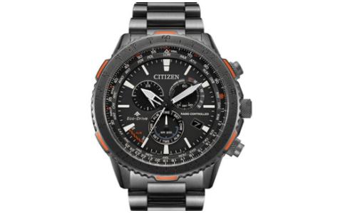 你知道西鐵城手表怎么調日歷和時間嗎?