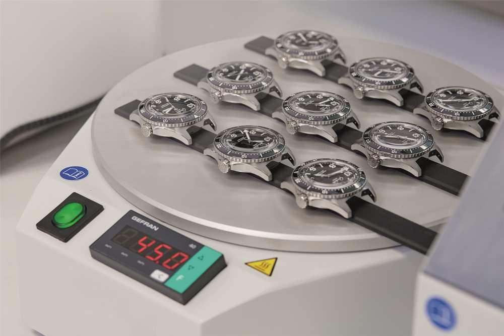 格拉蘇蒂原創SeaQ腕表——歷經多重嚴苛測試的非凡之作,現已上市