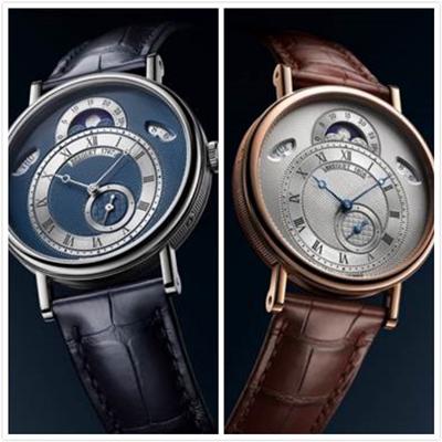 宝玑发布2020年全新时计臻品——Classique经典系列7137腕表及7337腕表、Marine航海系列5887陀飞轮时间等式腕表
