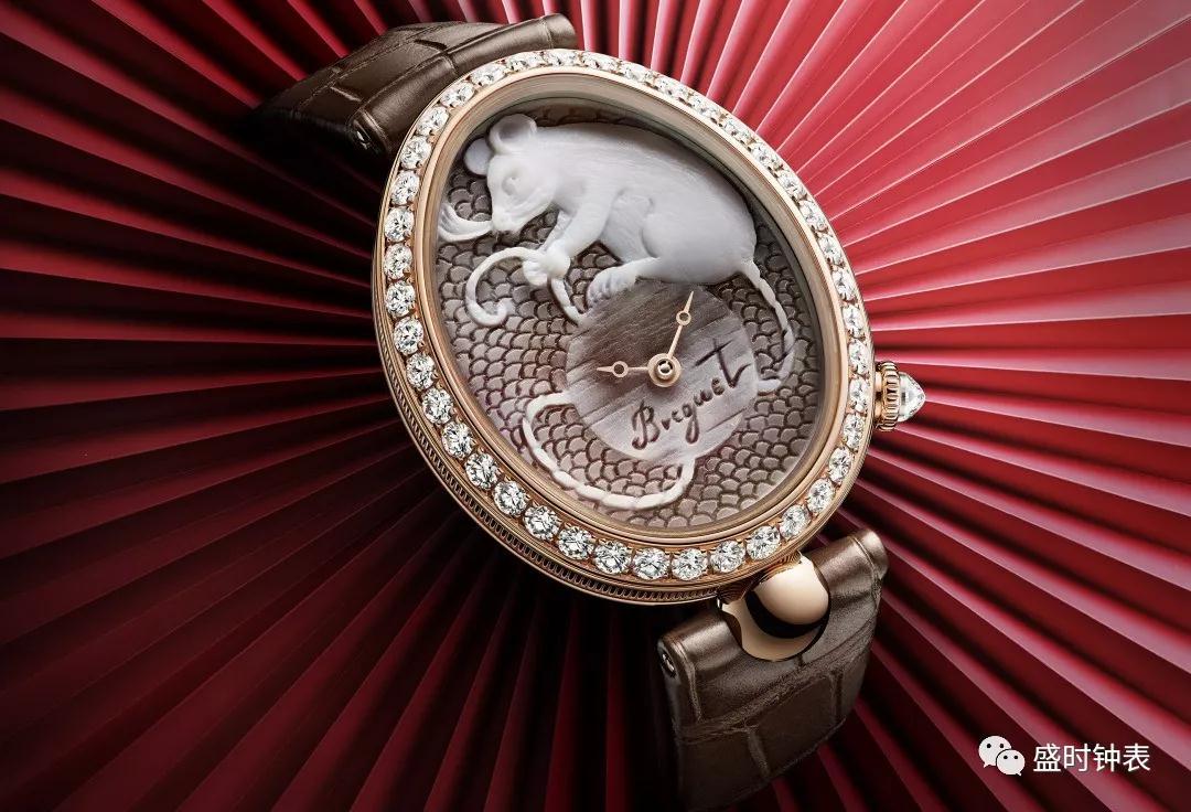 鼠年腕表工艺繁多,来看各大品牌花式炫技