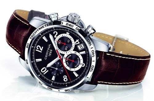 雪铁纳手表不走的维修公价需要多少?