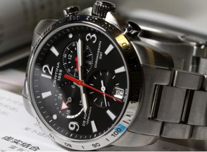 雪铁纳这个牌子的手表大约多少钱呢?咱们一起