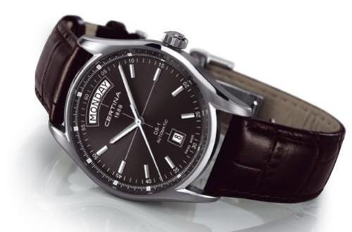 怎么看雪铁纳手表的生产日期?