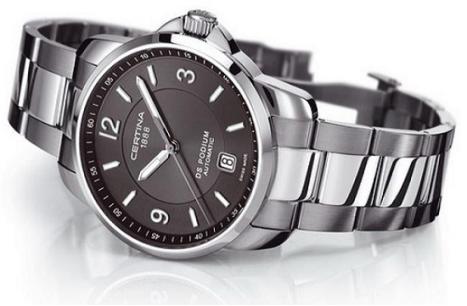 雪铁纳手表表盘大小如何,有谁知道的