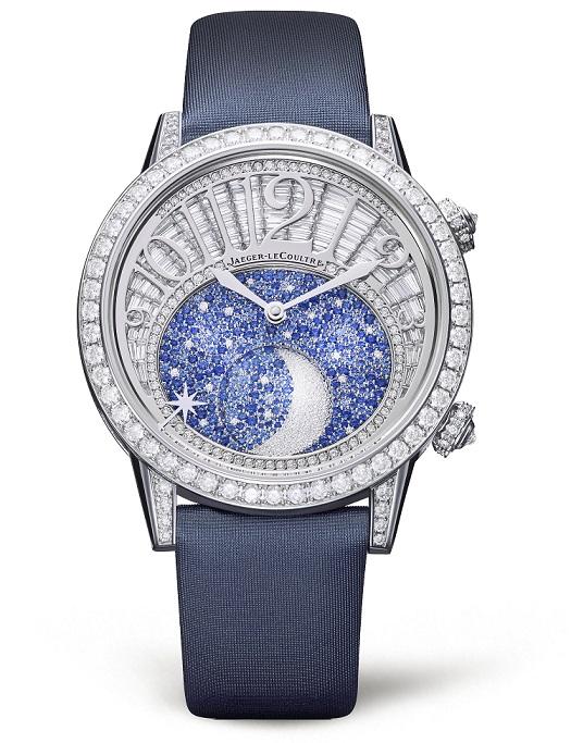 斗转星移爱你如一,积家约会系列高级珠宝月相腕表