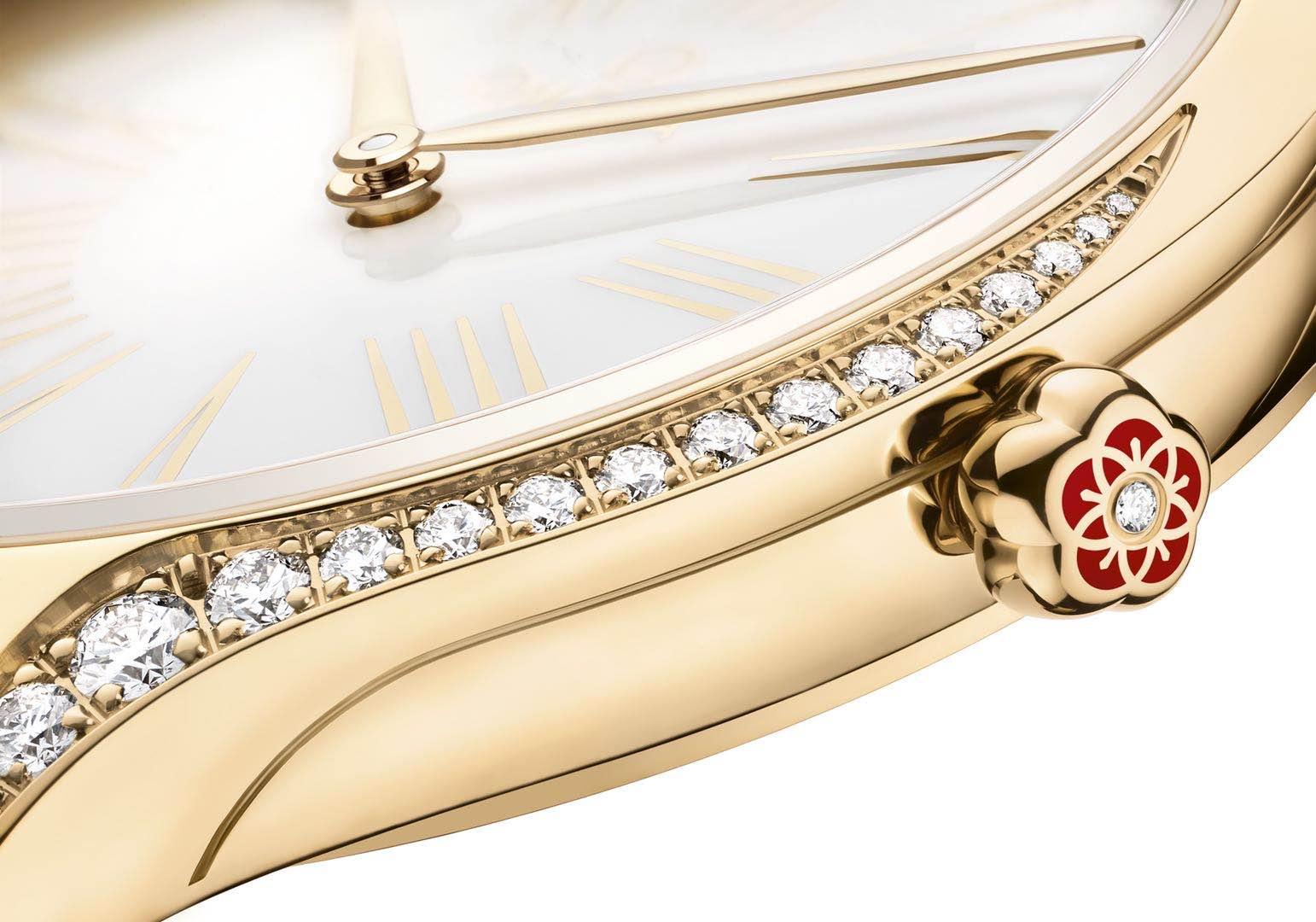 靈動月光 閃耀腕間 ——歐米茄碟飛系列名典女士腕表再推佳作