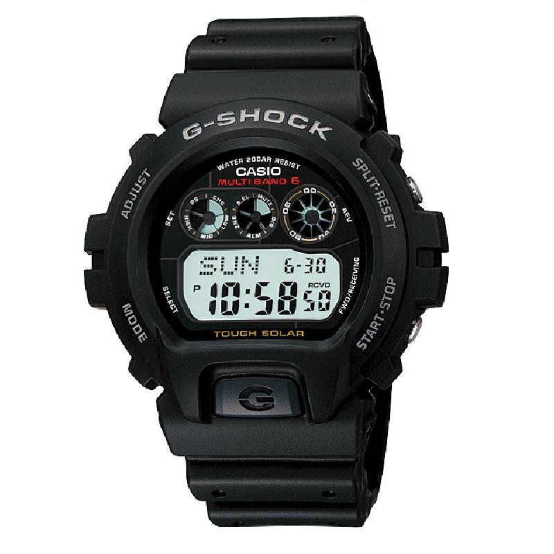 卡西欧 G-SHOCK系列 GW-6900-1 男士