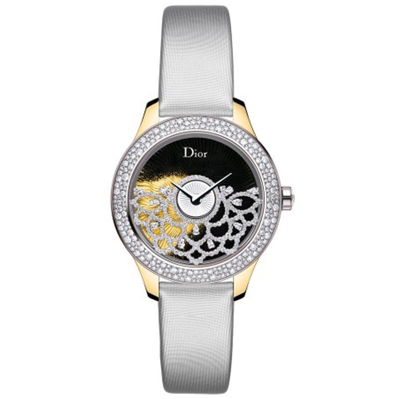 迪奥 Dior Grand Bal Dentelle Frivole CD153BI1A001 自动机械 女士