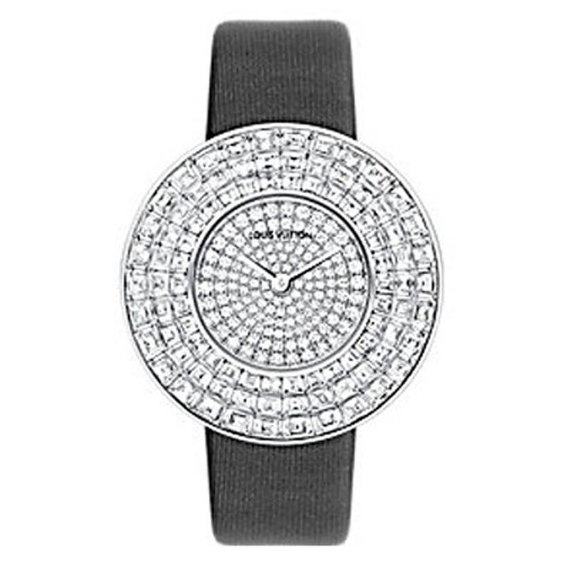 路易·威登 高级珠宝系列 Q1K041 石英 女士