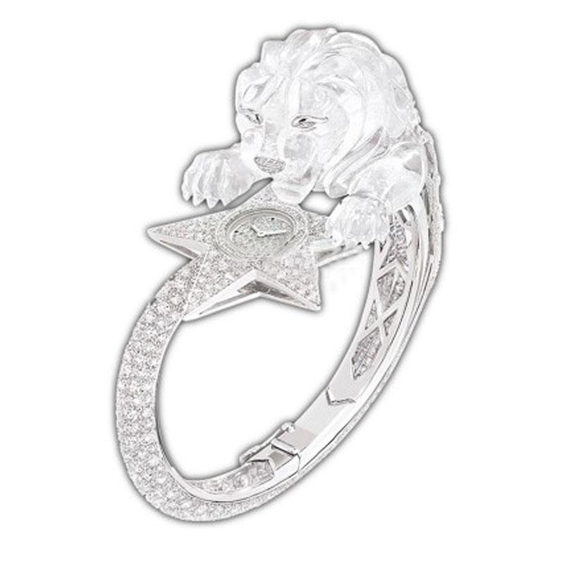 香奈儿 珠宝腕表 J4782 石英 女士