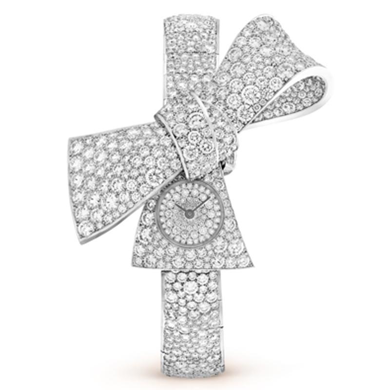 梵克雅宝 高级珠宝腕表 VCARO8OV00 石英 女士