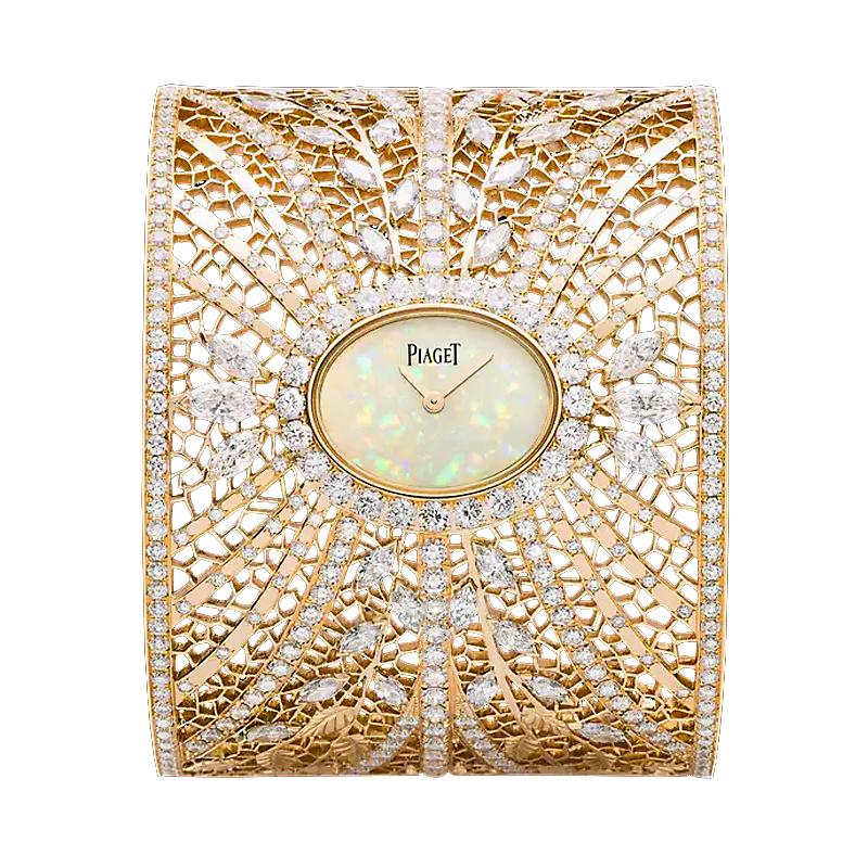 伯爵 高级珠宝腕表 G0A42062 石英 女士