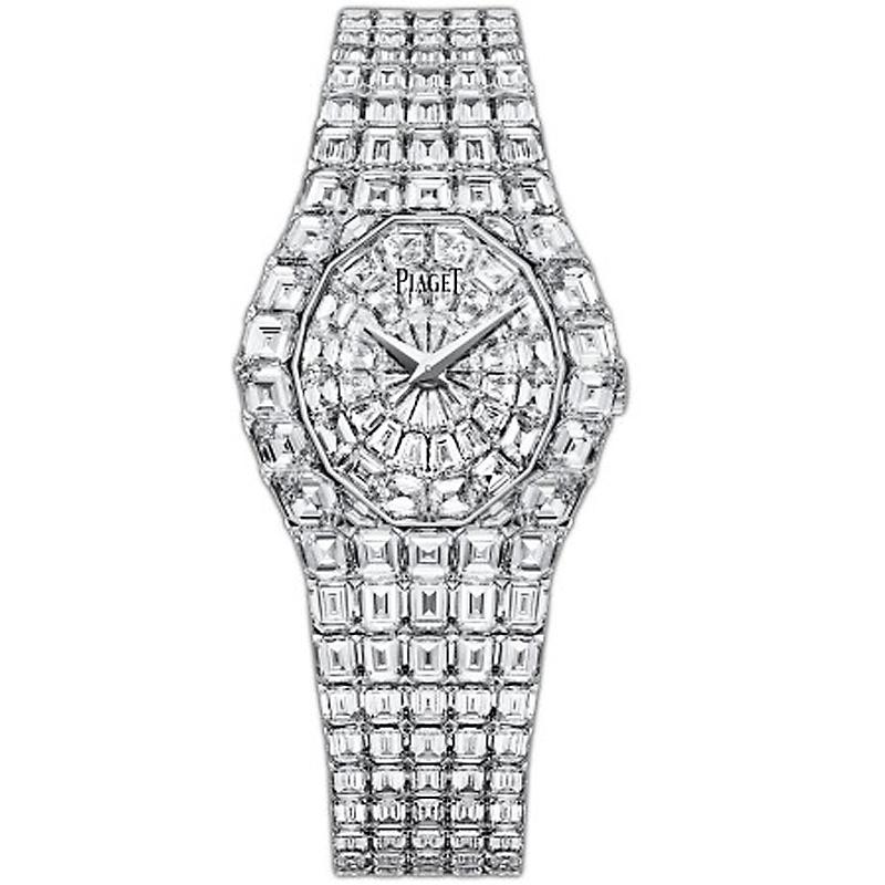 伯爵 高级珠宝腕表 G0A39139 手动机械 女士