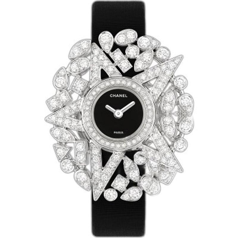 香奈儿 珠宝腕表 J60503 石英 女士