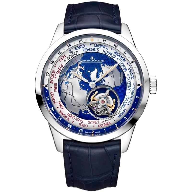 积家 地球物理天文台腕表系列 8126420 自动机械 男士