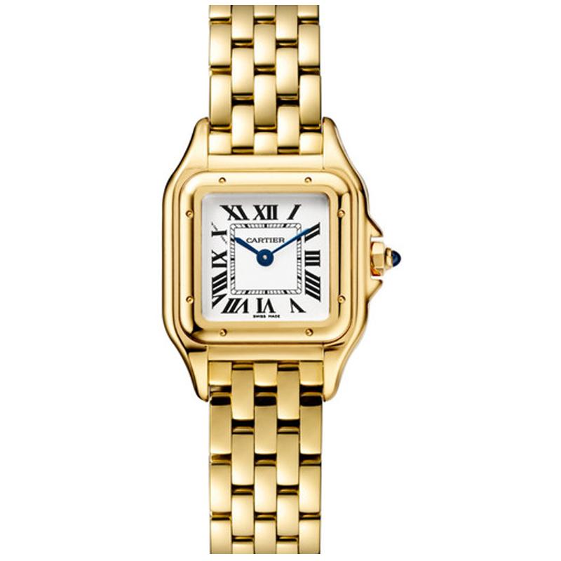 卡地亚 PANTHERE DE CARTIER腕表系列 WGPN0008 石英 女士