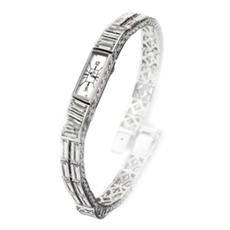 积家 高级珠宝腕表系列 Q2863302 手动机械 女士