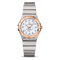歐米茄 Omega CONSTELLATION 星座系列 123.20.27.60.55.001 石英 女款